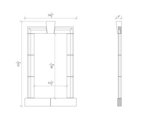 Alkusari Stone: Window Surrounds
