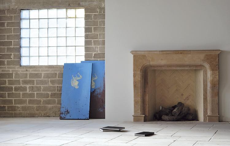 Alkusari Stone: Fireplace 105