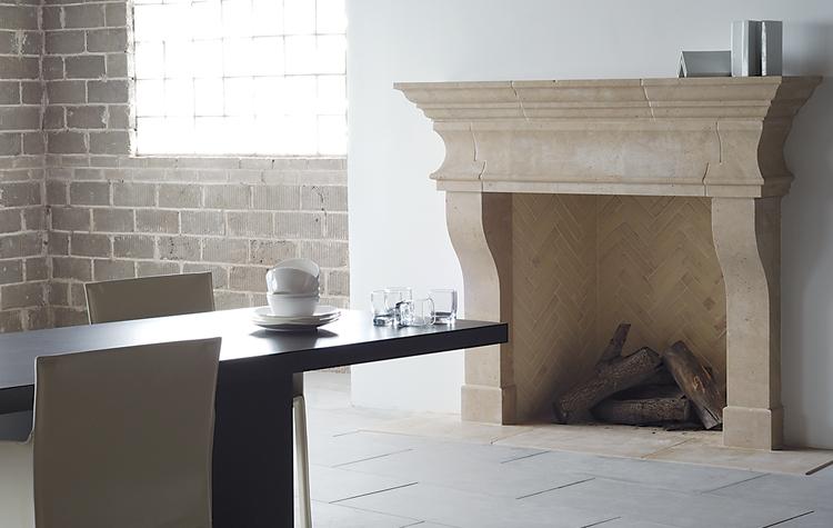 Alkusari Stone: Fireplace 223