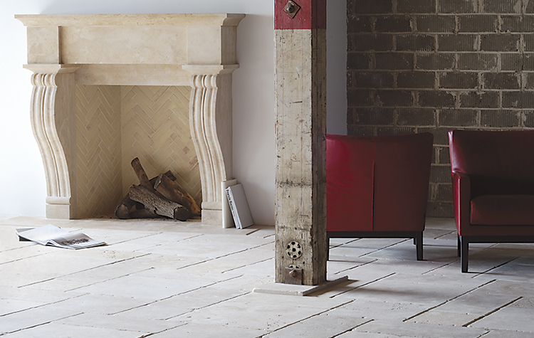 Alkusari Stone: Fireplace 227