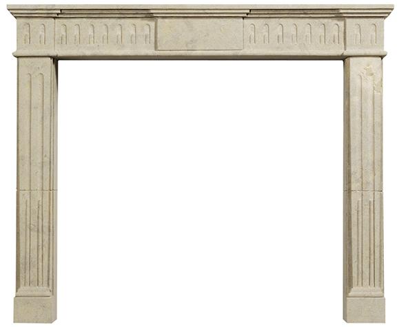Alkusari Stone: Fireplace 319