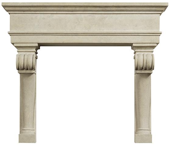 Alkusari Stone: Fireplace 327