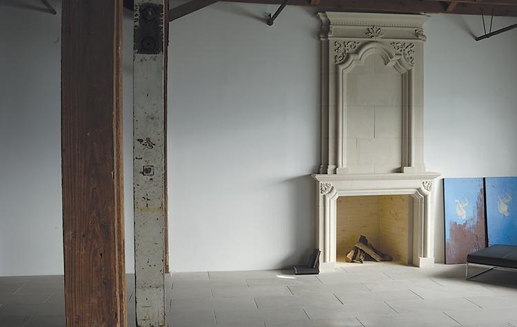 Alkusari Stone: Fireplace 407