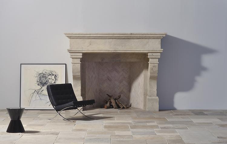 Alkusari Stone: Fireplace r315