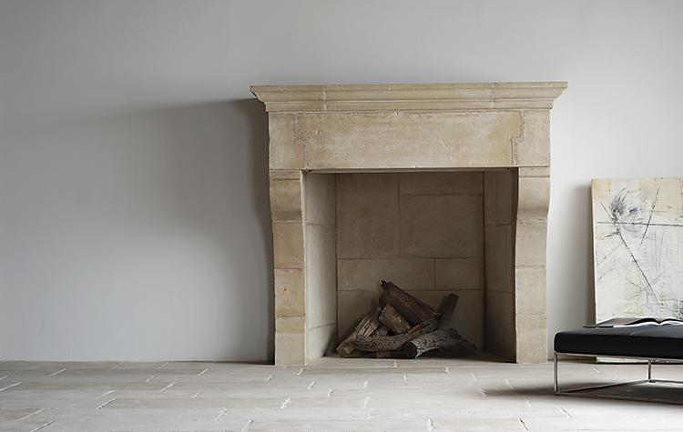 Alkusari Stone: Fireplace r336
