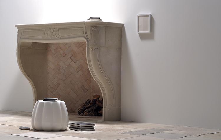 Alkusari Stone: Fireplace r356