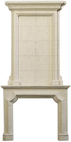 Alkusari Stone: Fireplace r415
